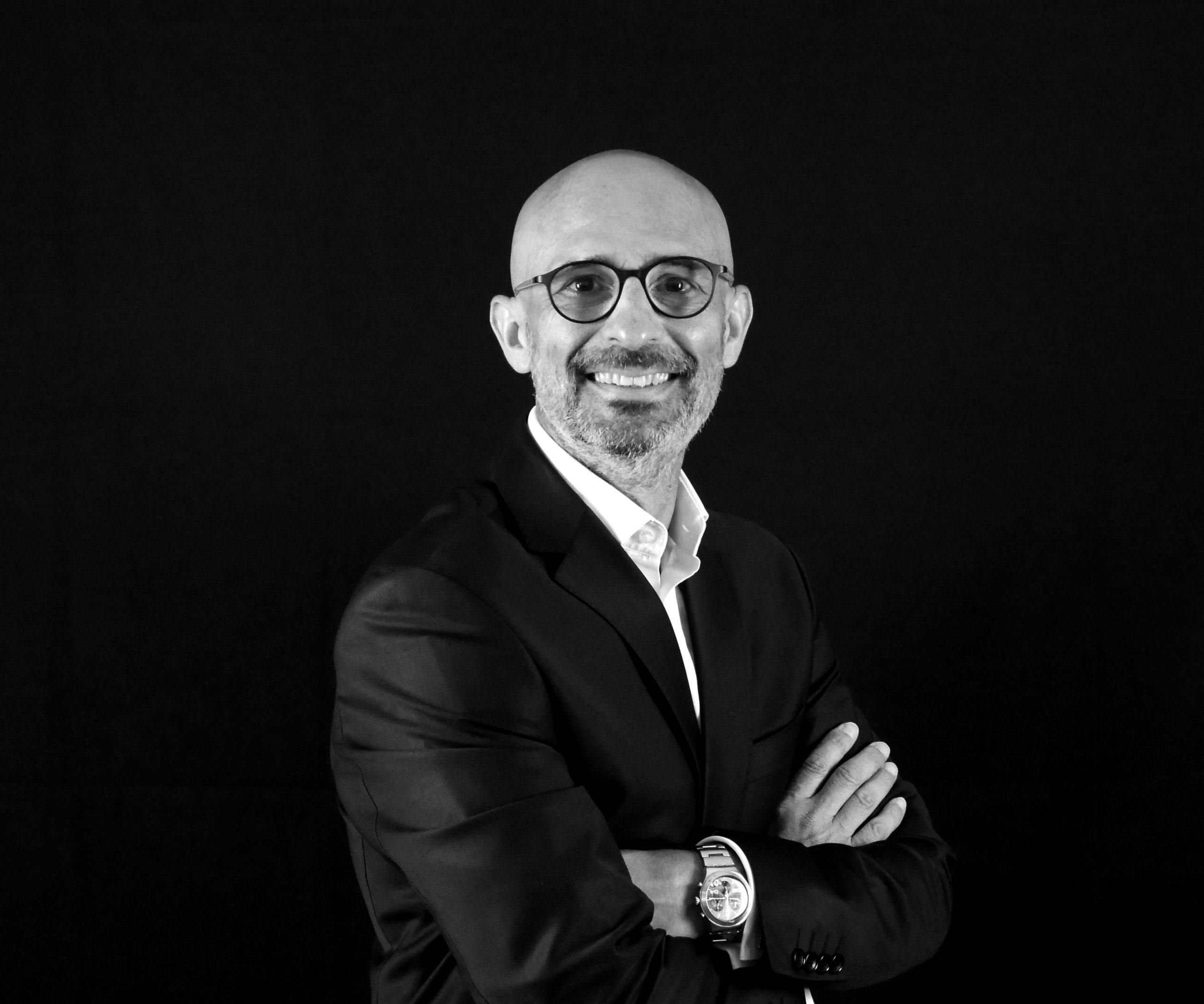 Gérald Ferraro président du Groupe Solware - développeur et intégrateur de logiciels pour le secteur de la santé et de l'automobile